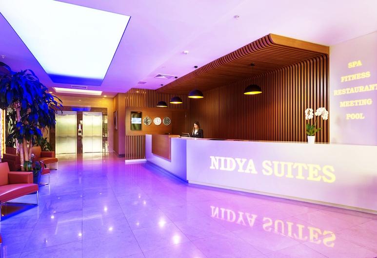 Nidya Hotel Esenyurt, Istanbul, Reception