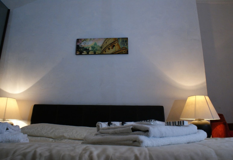 Trastevere Inn, Rooma, Neljatuba, Tuba
