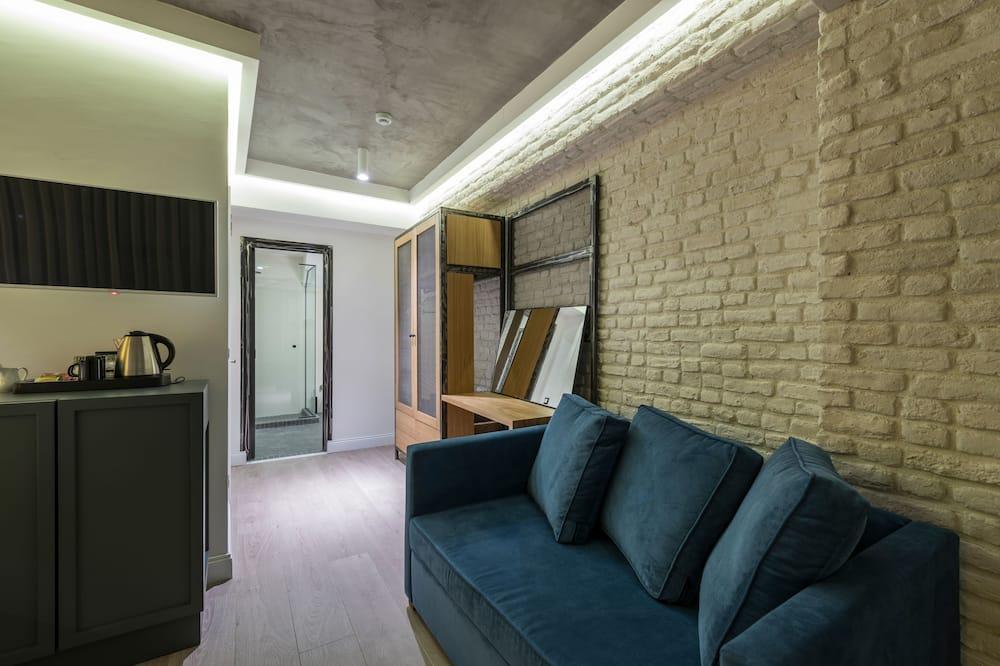 Junior Suite Balcony - Living Area