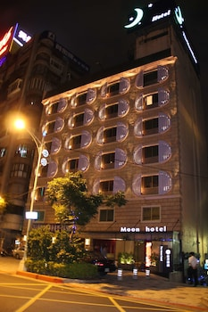 Foto The Moon Hotel di Taipei