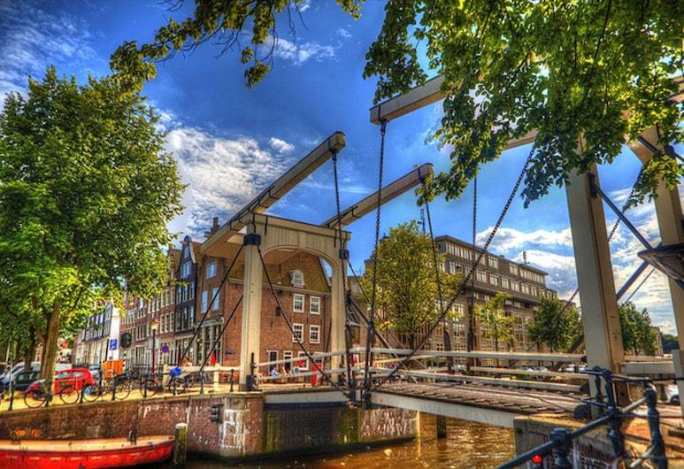 Yays Zoutkeetsgracht Concierged Boutique Apartments, Amsterdam, Bahagian Luar