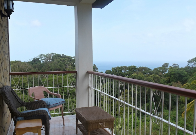RNM The Clubhouse Grenada, St. John, Uitzicht vanaf hotel
