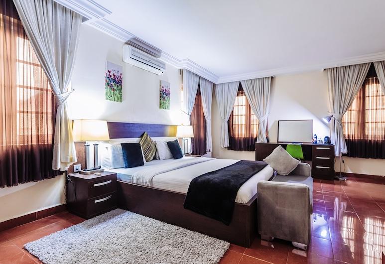 Tranquil Mews Hotel, Abuya, Suite ejecutiva, 1 cama de matrimonio, baño privado, Habitación