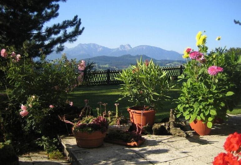 Pension Heim, Seeg, Jardín