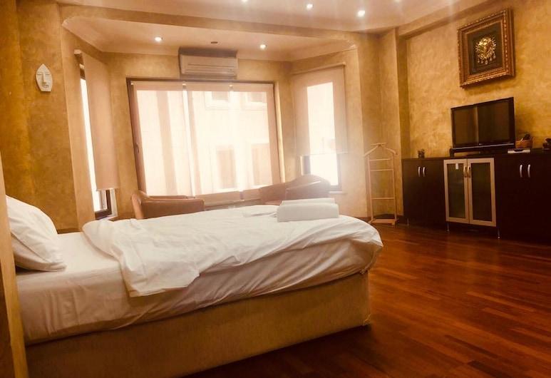 Alfa Apart Suite, Istanbul, Luxe studio, Kamer