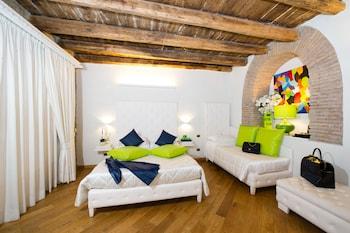 Rzym — zdjęcie hotelu Domus Spagna Capo le Case Luxury Suite