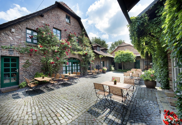 Landgut Ramshof, Willich, Terraza o patio