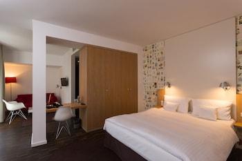 Berlin — zdjęcie hotelu Grimms Berlin Mitte
