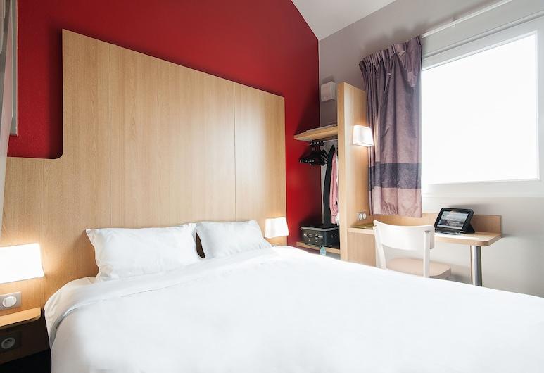 B&B 호텔 보르도 라크쉬르 브뤼헤, 브뤼헤, 쿼드룸, 금연, 객실