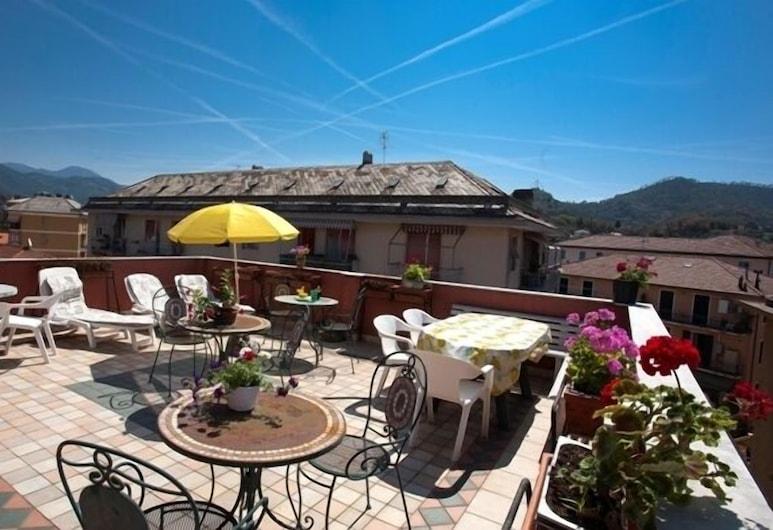 Hotel Villa Rosa, Sestri Levante, Terrasse/Patio