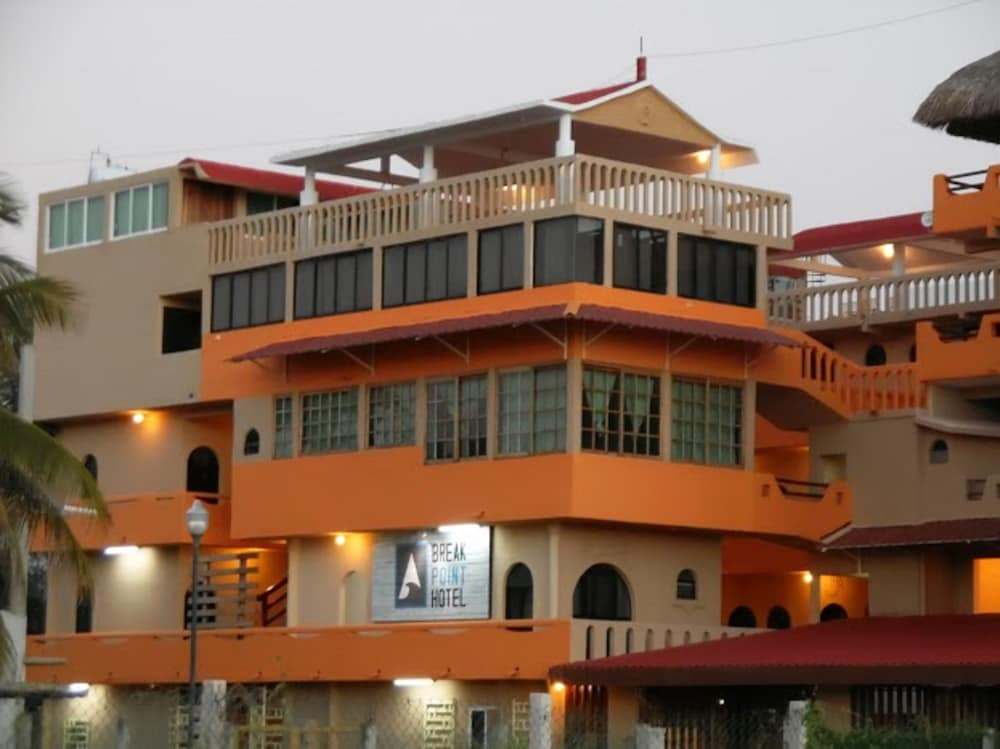Break Point Hotel Puerto Escondido