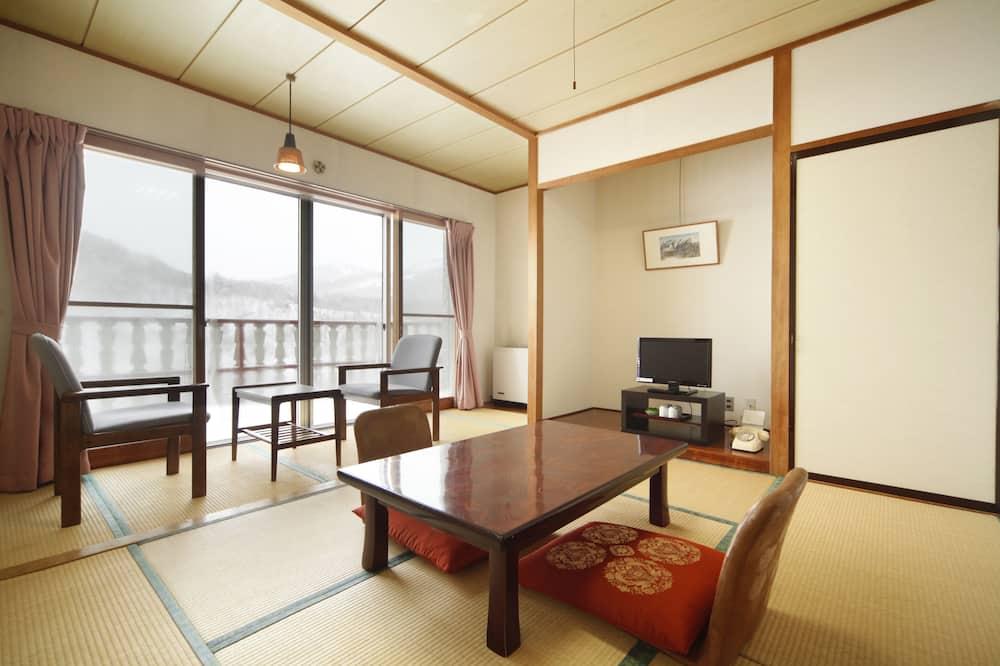 Japanese Western room - Living Area
