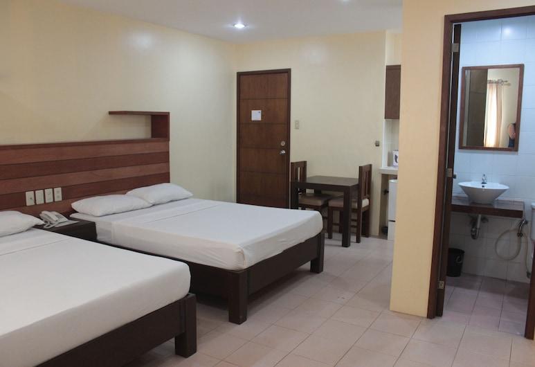 卡倫通喬伊斯阿帕特樂飯店, 曼達盧永, 家庭客房, 非吸煙房, 客房