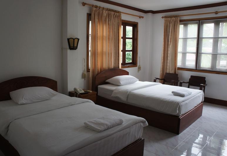 Saysamphanh Hotel, Luang Prabang, Zweibettzimmer, Zimmer