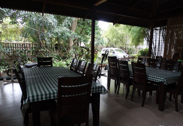 Greenspace Palawan Hotel, Puerto Princesa, Outdoor Dining