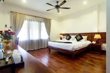 Фото Villa Chitdara Hotel у місті Луанг Прабанг