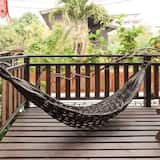 Vila, 1 spavaća soba - Balkon