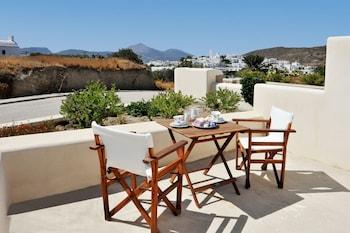 Milos bölgesindeki Tsakanos Home resmi