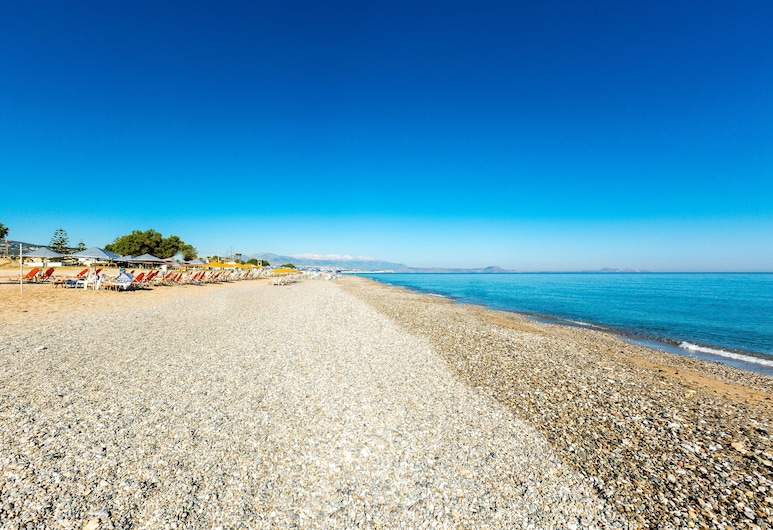 Trefon Hotel Apartments and Suites, Rethymno, Pantai