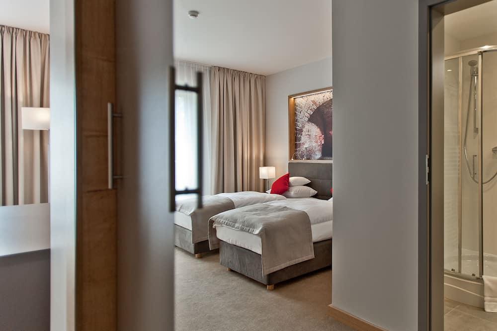 Pokój dwuosobowy z 1 lub 2 łóżkami typu Comfort - Pokój