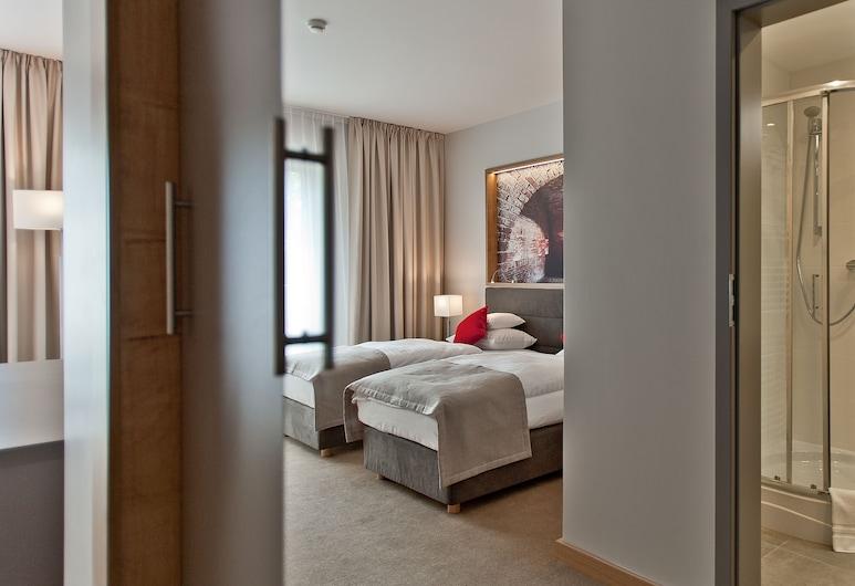 Hotel Forza, Posen, Comfort-Doppel- oder -Zweibettzimmer, Zimmer