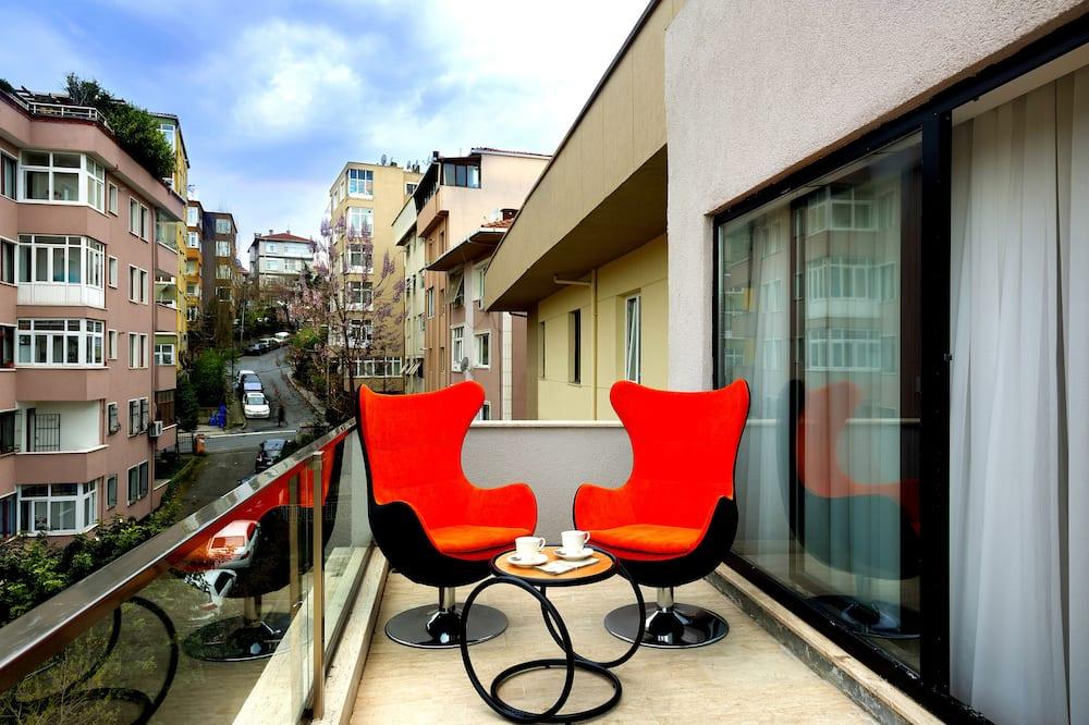 Suite, teras - Balkon