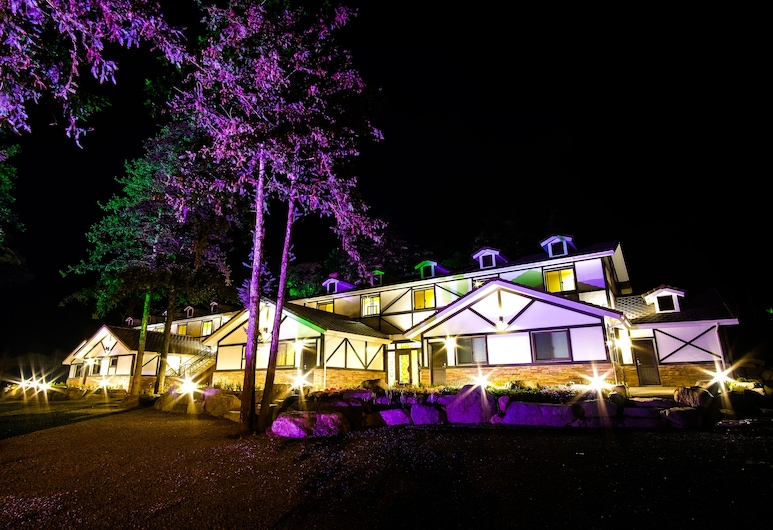 Yo Shen Jing Resort, Yuchi, Hotelgelände
