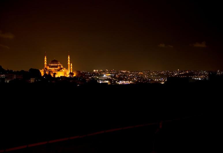 Florenta Hotel, Istanbul, Pogled iz hotela