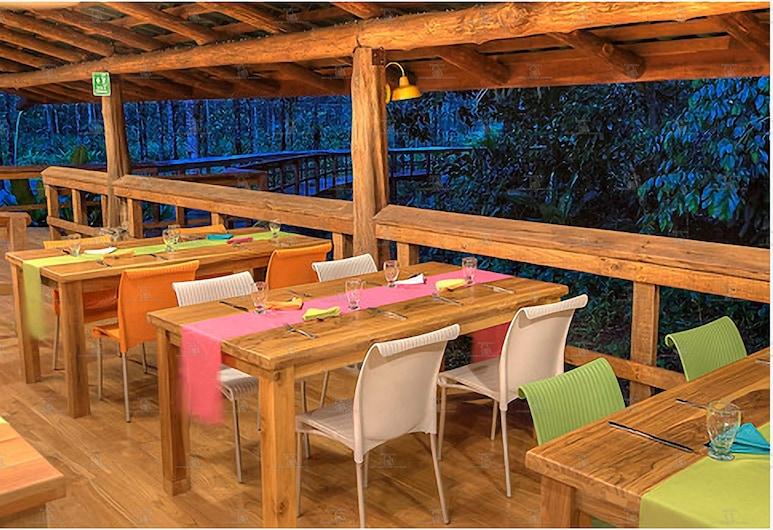 Cinco Ceibas Lodge, Sarapiqui, Tempat Makan Luar