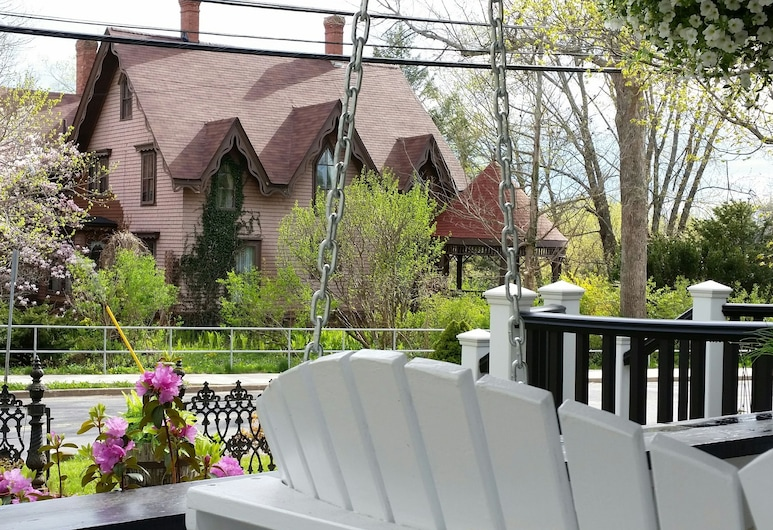 Farmhouse Inn B&B, Canning, Terraza o patio