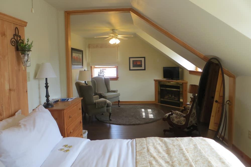 North Mountain Suite - Гостиная