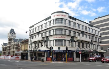 Picture of Law Courts Hotel in Dunedin
