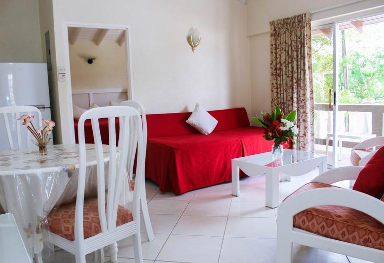 미라벨 아파트먼트, 세인트 로렌스 갭, 아파트, 침실 1개, 거실 공간