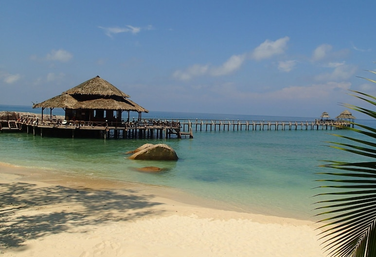 Bagus Place Retreat, Tioman Island, Praia