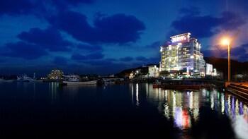 Mynd af Bay Condo Hotel Tongyeong í Tongyeong