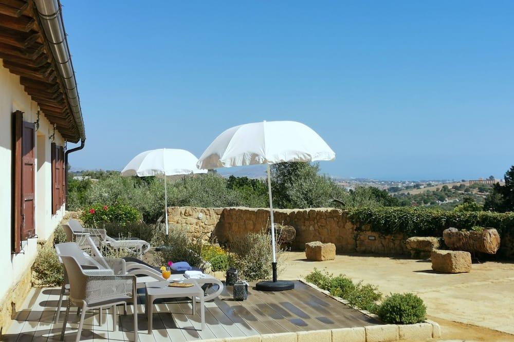 Elite-sviitti - Terassi/patio