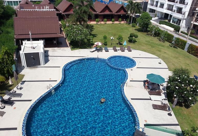 Marsi Pattaya, Pattaya, Outdoor Pool