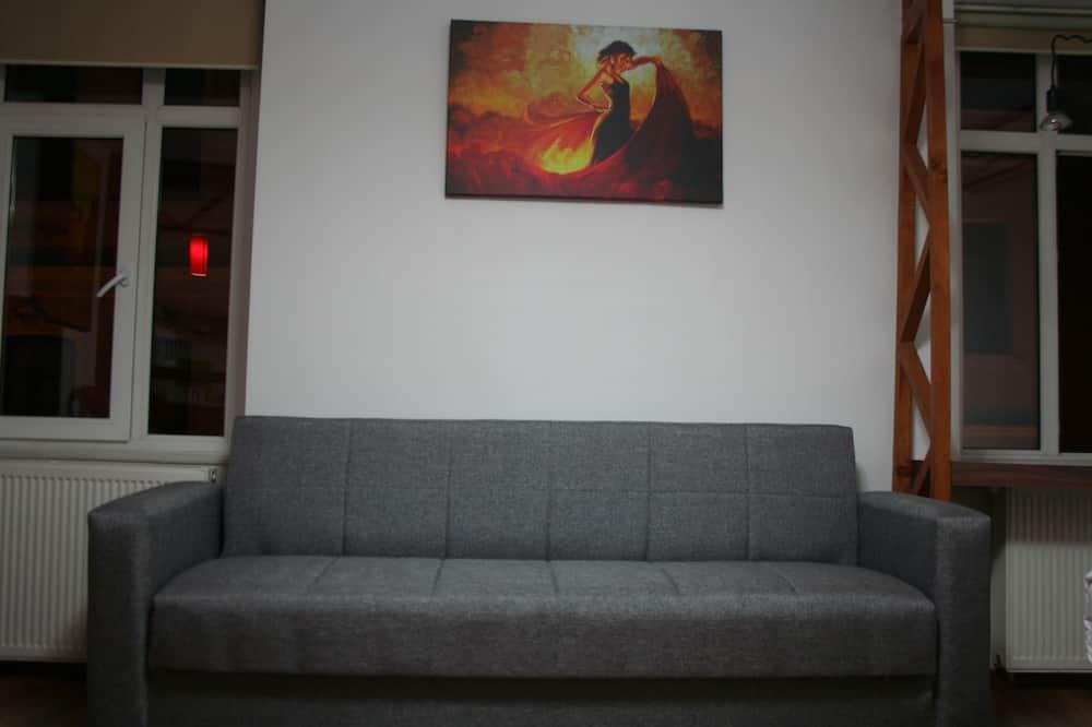 Superior Στούντιο, Περισσότερα από 1 Κρεβάτια - Περιοχή καθιστικού