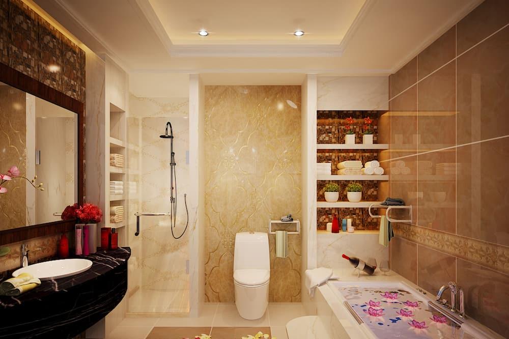 Номер-люкс категорії «Прем'єр» - Ванна кімната