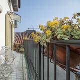 Family Ρετιρέ, 2 Υπνοδωμάτια, Κουζίνα, Θέα στην Πόλη (Via Boldoni 26) - Μπαλκόνι