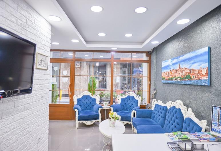 Unique Suite Hotel , Istanbul, Lối vào khách sạn
