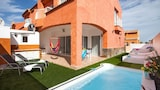 Choose this Villa in La Oliva - Online Room Reservations