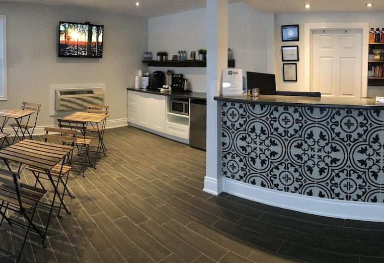 City View Inn, Burlington, Reception