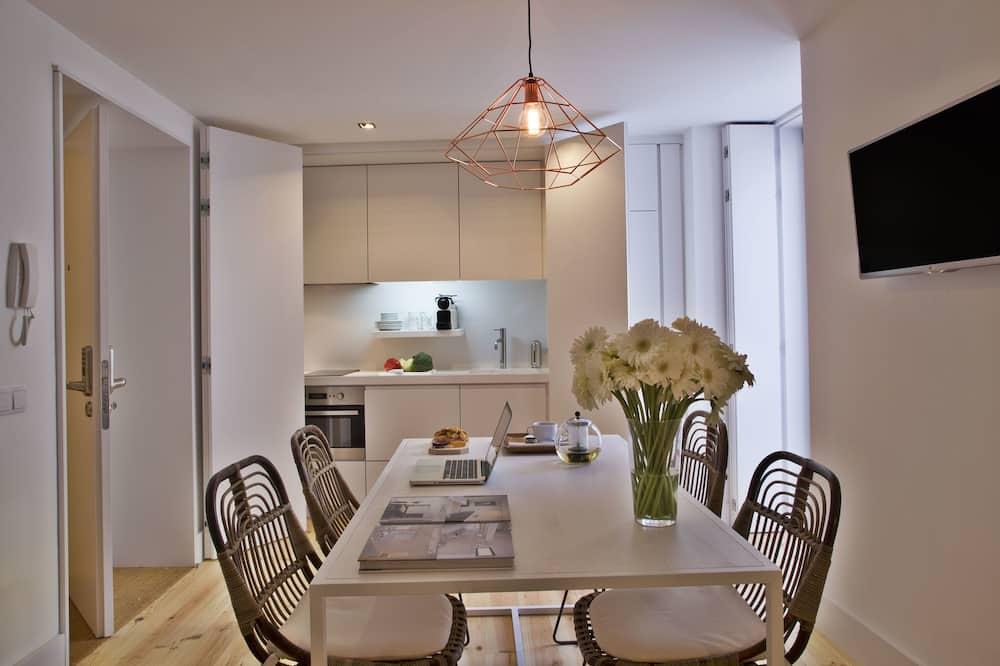 Apartemen Superior, 1 kamar tidur, dapur kecil - Ruang Keluarga