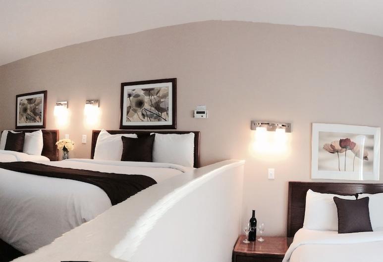 코스탈 인 앤티고니시, 안티고니시, 패밀리 트리플룸, 침대(여러 개), 객실