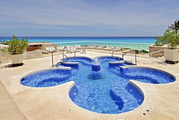 Bild vom Family 3 Bedroom Ocean Villa by Omni in Cancún