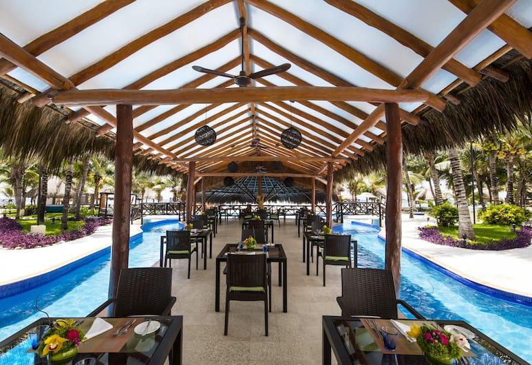 Hidden Beach Resort Au Naturel by Karisma - Adults only - Todo Incluido, Kantenah, Restaurant