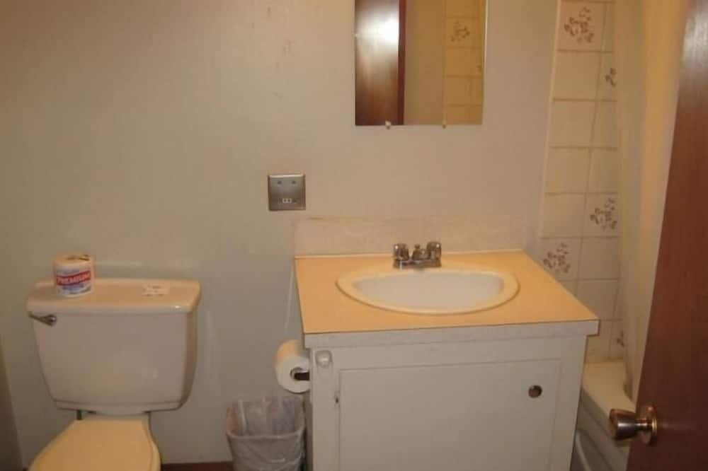 標準單人房, 1 張加大雙人床 - 浴室