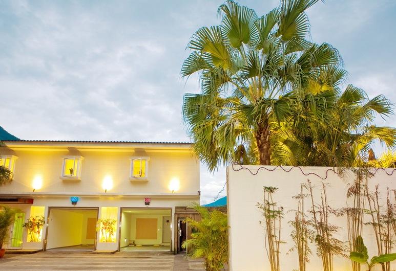 callme-garden hotel, Jauntaibei