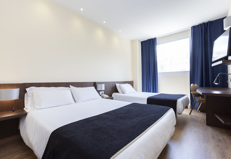 Hotel Olympia Universidades, Valencia, Phòng 3 (Adult), Phòng